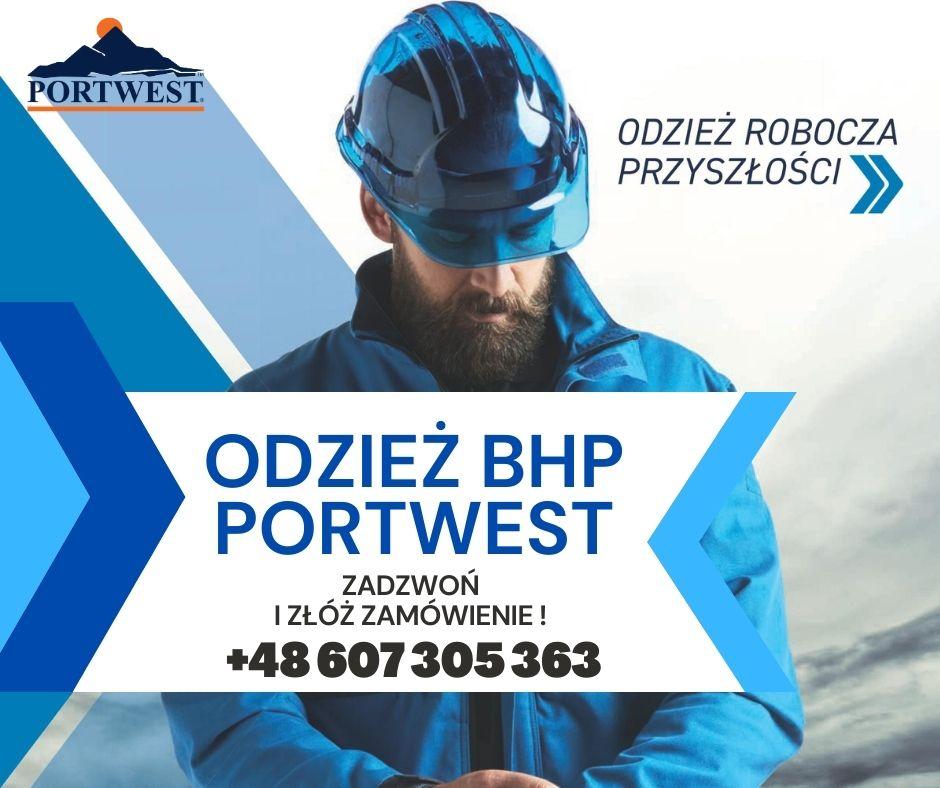 Odzież BHP Portwest