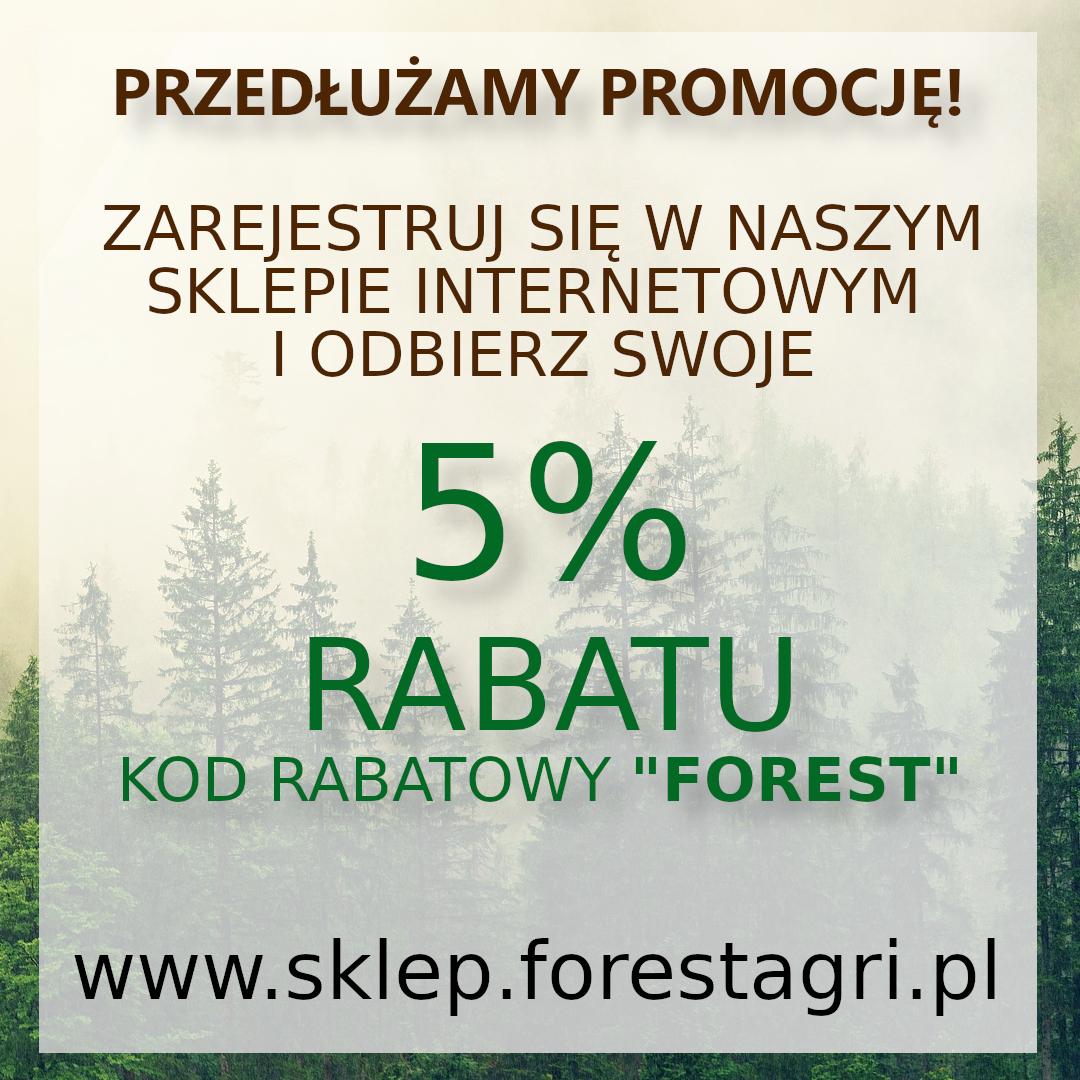 5% RABATU